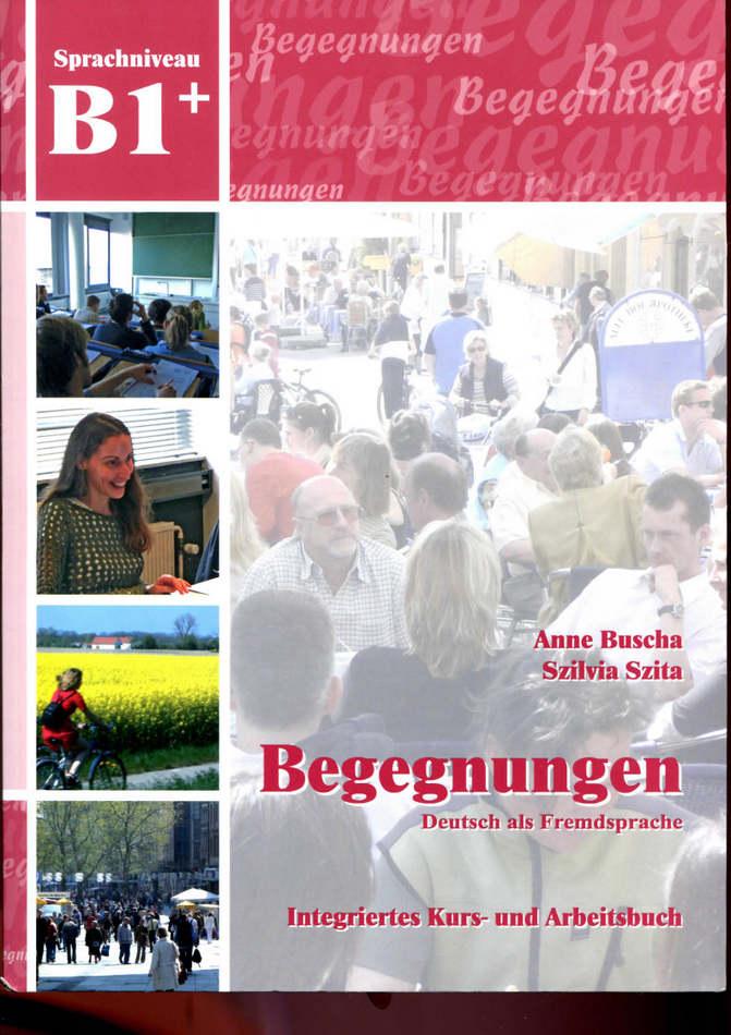 کتاب آموزش زبان آلمانی Begegnungen B1 به همراه فایل های صوتی کتاب