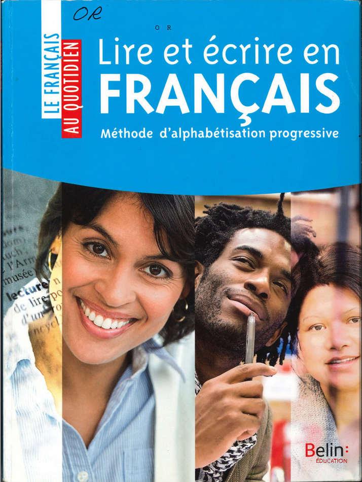 کتاب آموزش زبان فرانسوی Lire et ecrire en francais