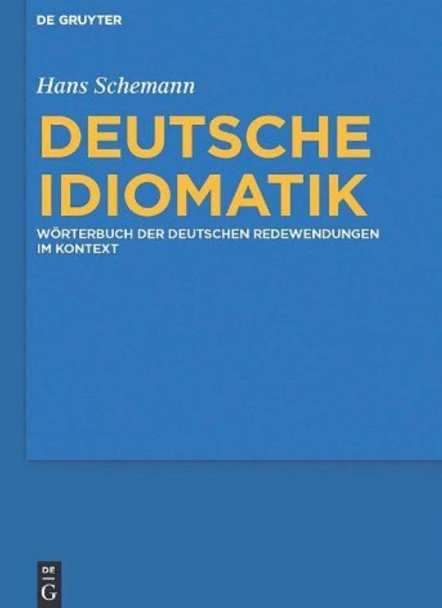 کتاب آموزش زبان آلمانی Deutsche Idiomatik: Die deutschen Redewendungen im Kontext - ویرایش دوم
