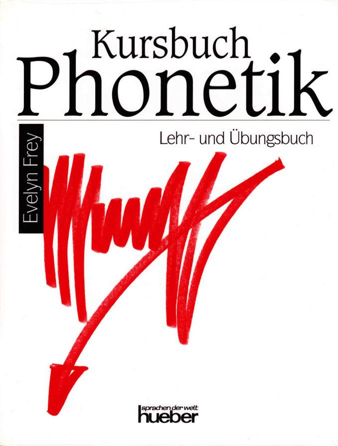 کتاب آموزش زبان آلمانی Kursbuch Phonetik به همراه فایل های صوتی کتاب