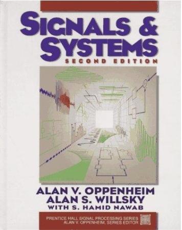 حل تمرین کتاب سیگنال ها و سیستم های Oppenheim و Willsky - ویرایش دوم