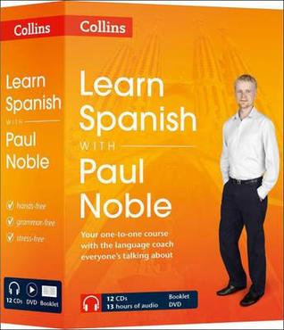 مجموعه آموزش صوتی زبان اسپانیایی Spanish with Paul Noble