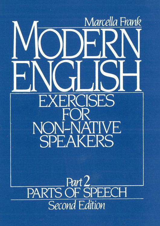 کتاب Modern English-Exercises for Non-Native Speakers-Part 2-Sentences and Complex Structures - ویرایش دوم