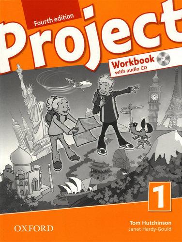 جواب تمارین کتاب کار Project 1 Workbook ویرایش چهارم