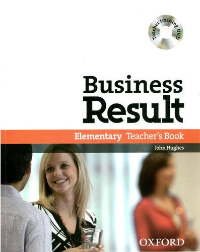 کتاب معلم Business Result Elementary