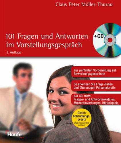 کتاب آموزش زبان آلمانی Die 101 Fragen und Antworten im Vorstellungsgespräch - ویرایش دوم