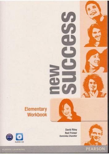 جواب تمارین کتاب کار New Success Elementary Workbook