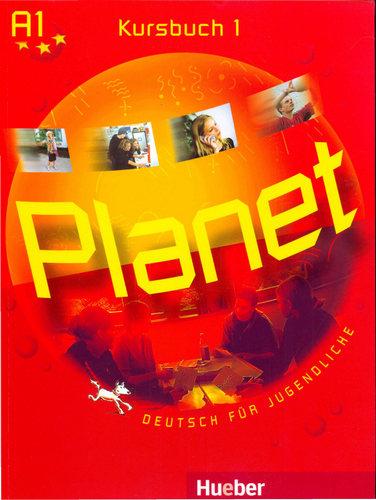 کتاب آموزش زبان آلمانی Planet A1 به همراه فایل های صوتی کتاب