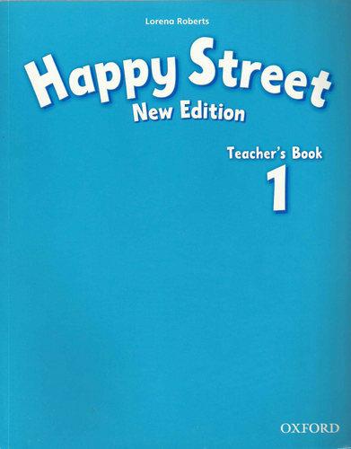 کتاب معلم Happy Street 1 New Edition Teachers Book