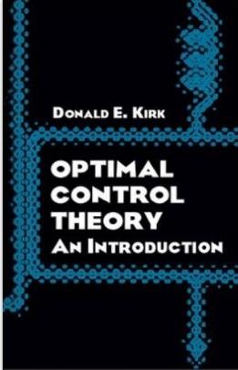 حل تمرین کتاب مقدمه ای بر نظریه کنترل بهینه Kirk