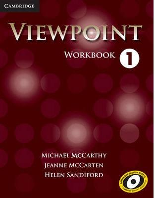 جواب تمارین کتاب کار Viewpoint Workbook 1