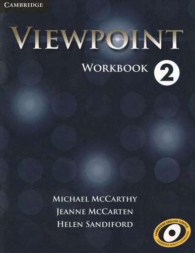 جواب تمارین کتاب کار Viewpoint Workbook 2