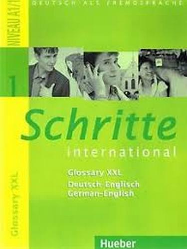 کتاب آموزش زبان آلمانی Schritte International 1 Glossary