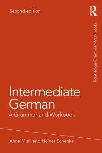 کتاب Intermediate German - A Grammar and Workbook - ویرایش دوم