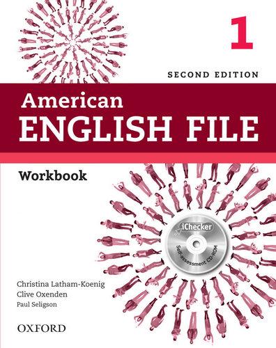 جواب تمارین کتاب کار 1 American English File Workbook - ویرایش دوم