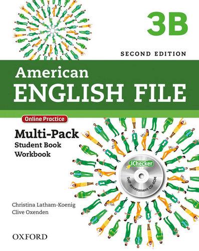 جواب تمارین کتاب کار 3 American English File Workbook - ویرایش دوم