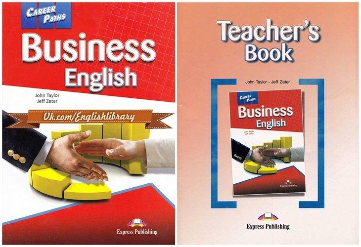 کتاب Career Paths Business English به همراه کتاب معلم و فایل های صوتی کتاب