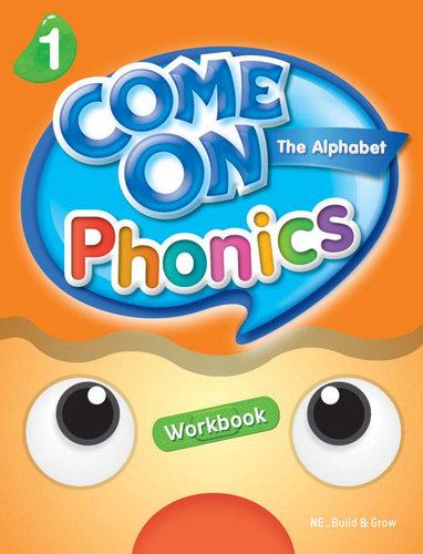جواب تمارین کتاب کار Come On Phonics 1