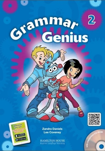 جواب تمارین کتاب دانش آموز Grammar Genius Level 2