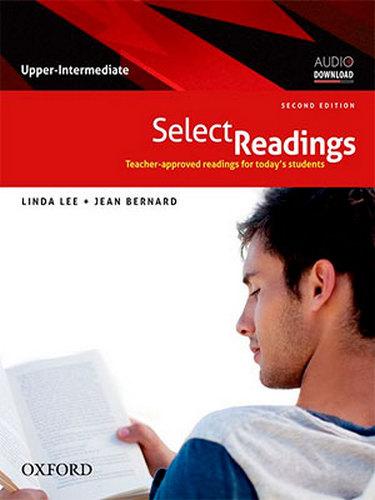 آزمون های کتاب  Readings Upper-Intermediate - ویرایش دوم