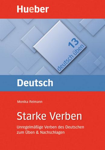 کتاب آموزش زبان آلمانی Deutsch üben 13. Starke Verben
