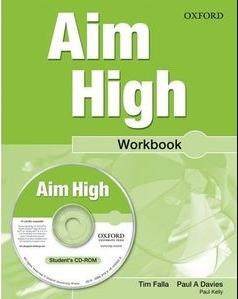 جواب تمارین کتاب کار Aim High Level 1