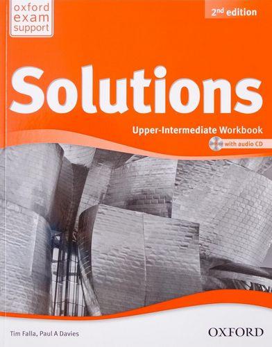 جواب تمارین کتاب کار Solutions Upper-Intermediate Workbook - ویرایش دوم