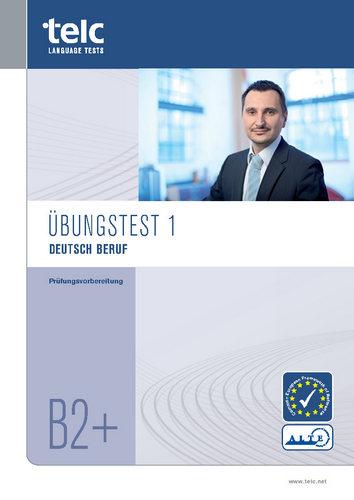 کتاب آموزش زبان آلمانی +telc Deutsch Beruf B2 به همراه فایل صوتی کتاب