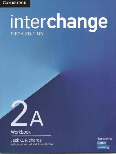 جواب تمارین کتاب کار Interchange 2 Workbook - ویرایش پنجم
