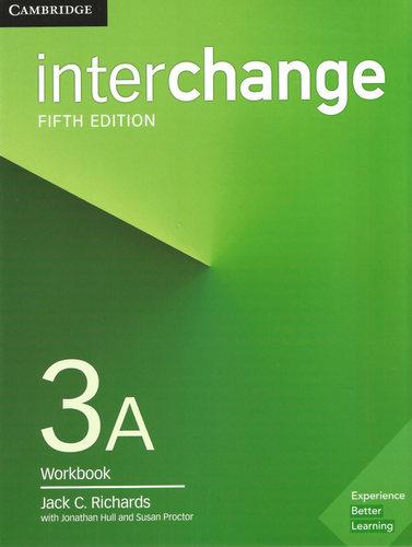 جواب تمارین کتاب کار Interchange 3 Workbook - ویرایش پنجم