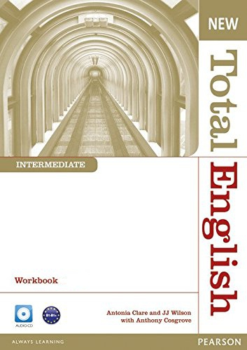 جواب تمارین کتاب کار New Total English Intermediate Workbook