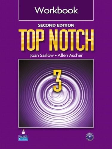 جواب تمارین کتاب کار Top Notch 3 Workbook Second Edition - ویرایش دوم