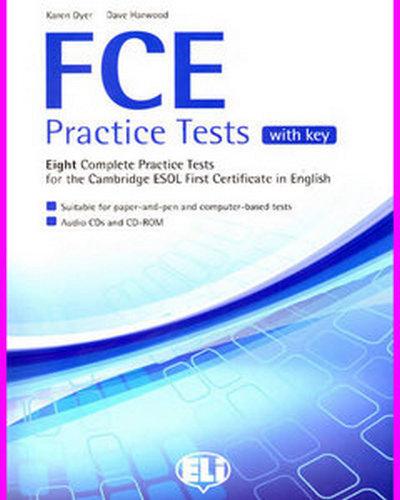 کتاب FCE Practice Tests with Key