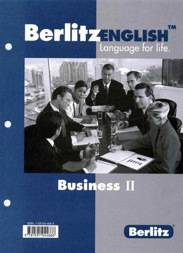 کتاب Berlitz English Business Level 2  به همراه فایل صوتی کتاب