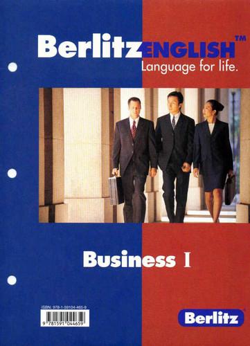 کتاب Berlitz English Business Level 1 به همراه فایل صوتی کتاب