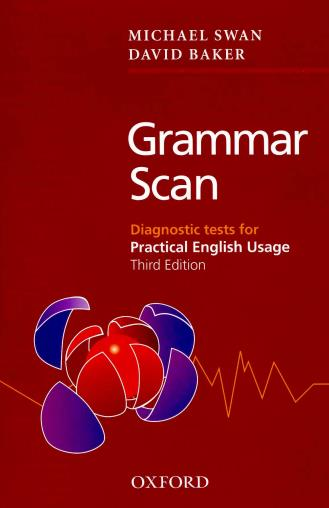 جواب تمارین کتاب Grammar Scan - ویرایش سوم