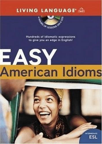مجموعه آموزشی Easy American Idioms به همراه کتابچه راهنما
