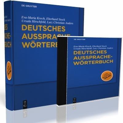 کتاب آموزش زبان آلمانی Deutsches aussprachewörterbuch به همراه فایل های صوتی کتاب