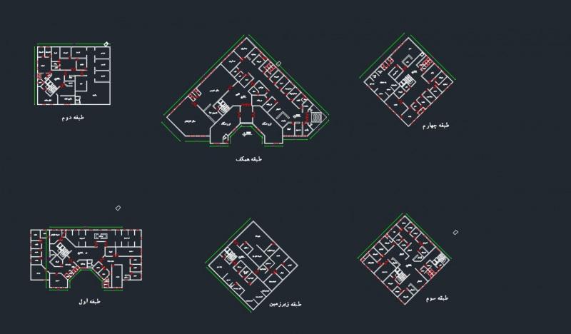 پروژه بیمارستان 5