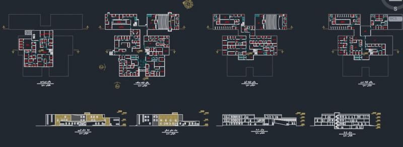 طراحی بیمارستان 6