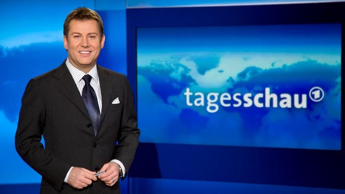 مجموعه ای ارزشمند از اخبارهای tagesschau از کانال Das