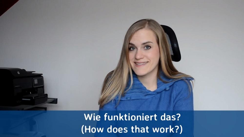 مجموعه آموزشی زبان آلمانی با جنی برای سطح A2 با زیرنویس آلمانی در 111 قسمت