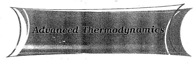 ترمودینامیک پیشرفته