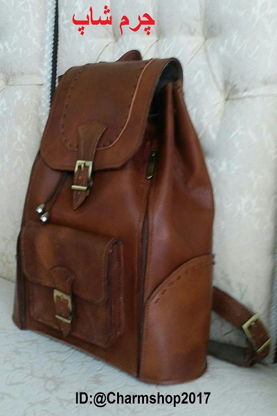 فروش ویژه کیف و کوله پشتی با چرم طبیعی