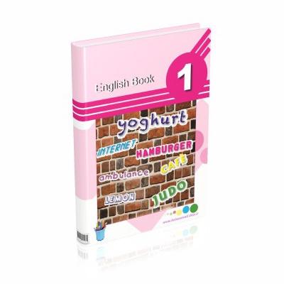 کتاب آموزش انگلیسی ویژه پایه دوم دبستان -1