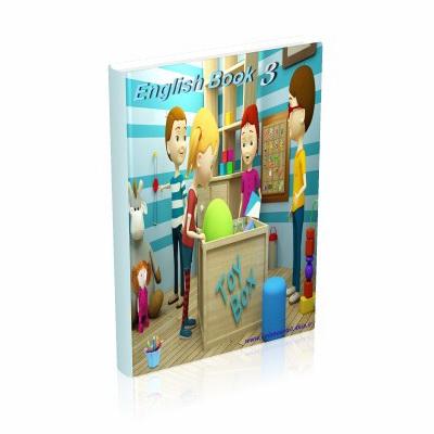 کتاب آموزش انگلیسی ویژه پایه سوم دبستان
