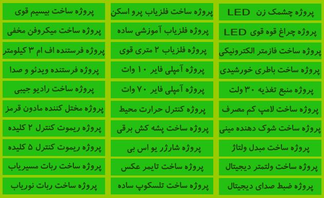 کتاب کیتهای آموزشی ساختنی شرکت مشهد کیت