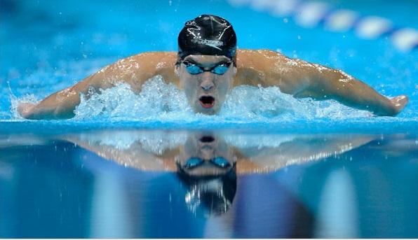 تحقیق در مورد ورزش شنا