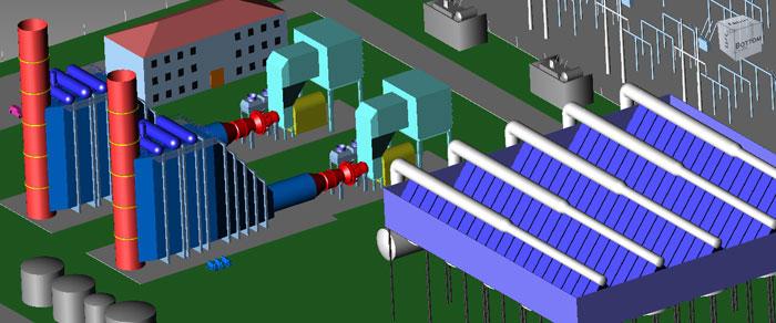 آموزش نرم افزار ترمو فلو (ThermoFlow)، نرم افزار طراحی