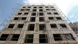 گزارش کارآموزی ساختمان سازی